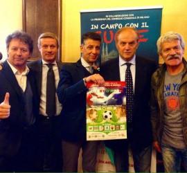 I DERBY D'ITALIA – CONFERENZA STAMPA