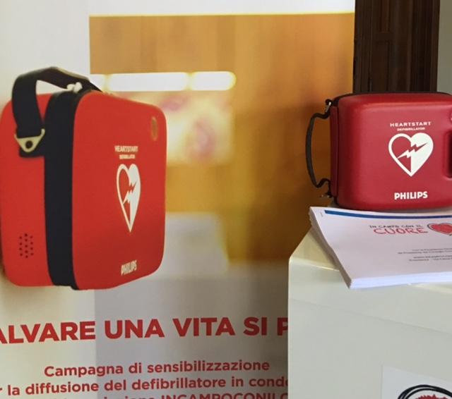 L'ASSOCIAZIONE IN CAMPO CON IL CUORE CARDIOPROTEGGE CINQUE MUNICIPI DI MILANO