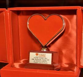 Premio Cuore d'Oro 2017